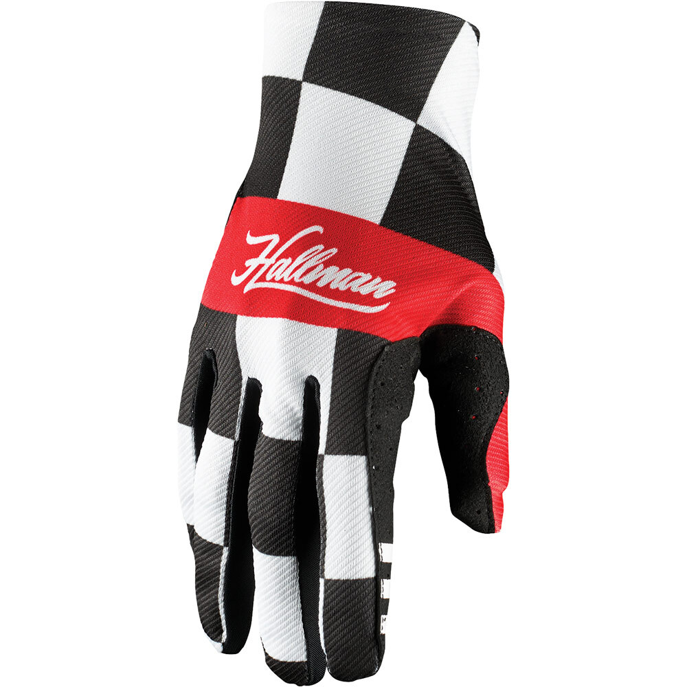 Thor Hallman Checker Gloves